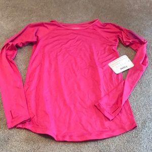 Tops - Running skirts.com long sleeved running top.